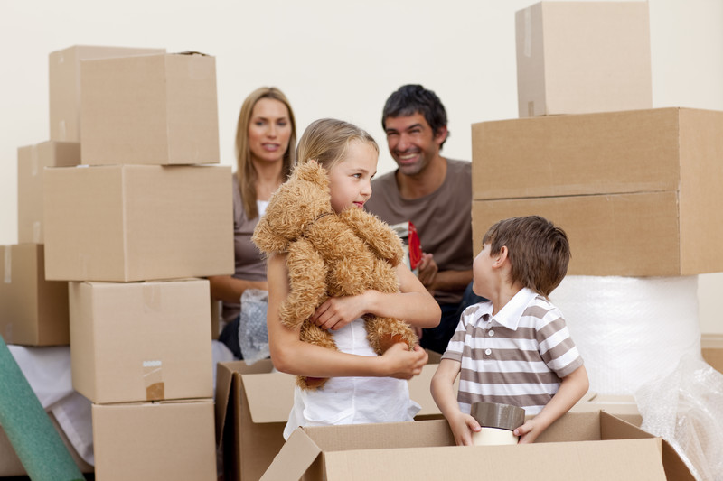 Residential Moving | Rainbow Movers | Boston, MA